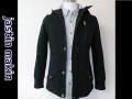 『WINTER CLEARANCE SALE!』 jastin makin x RLISP(ジャスティンメイキン) ショートモッズジャケット (ブラック)  M/L