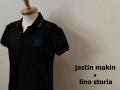 ジャスティンメイキン リノストーリア ポロシャツ 服 ファッション通販 愛知県 豊橋市 RLISP リスプ