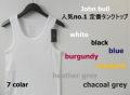 JOHN BULL (ジョンブル) ストレッチタンクトップ / 7 colar STYLE=25095 M/L