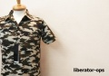 liberator-ops リベレーターオプス ポロシャツ 通販 愛知県豊橋市 RLISP リスプ