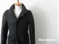 『特別価格』  lino storia(リノストーリア) イタリアンカラージャケット (ブラック) M/L/XL