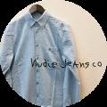 nudie jeans ヌーディージーンズ 長袖シャツ 通販 販売 愛知県 豊橋市 モーダリジオ RLISP(リスプ)