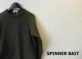 スピナーベイト SPINNER BAIT トレーナー フリース 服 ファッション 通販 愛知県 豊橋市 RLISP リスプ