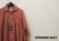 スピナーベイト SPINNER BAIT シャツ ファッション 通販 モーダリジオ 豊橋市 RLISP リスプ