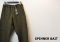 スピナーベイト SPINNER BAIT パンツ ファッション 通販 モーダリジオ 豊橋市 RLISP リスプ