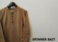 スピナーベイト SPINNER BAIT Tシャツ ロンT ファッション 通販 モーダリジオ 豊橋市 RLISP リスプ