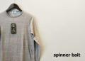 スピナーベイト SPINNER BAIT Tシャツ 通販 愛知県 豊橋市 セレクトショップ RLISP リスプ 通販