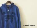 スウィートイヤーズ パーカ SWEET YEARS 服 フリース ファッション通販 愛知県 豊橋市 RLISP リスプ