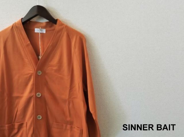 スピナーベイト SPINNER BAIT カーディガン ファッション通販 愛知県 豊橋市 RLISP リスプ