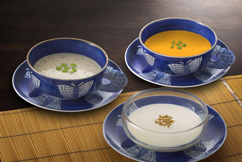 スープ3種