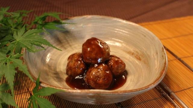 鎌倉山黒酢風味肉団子4袋入(冷凍)