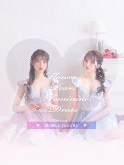 ★予約商品★【7月上旬入荷予定】【XS~Lサイズあり】Flower pearl feminine dress(fm2381)