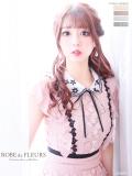 【XS~Lサイズあり】ビジュー襟リボン×立体刺繍レースタイトミニドレス(fm1803)
