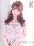 【XSサイズあり】ラメ刺繍レース×フレアミニドレス(fm1839)