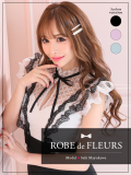 【XSサイズあり】ビーズ刺繍レース×バイカラータイトミニドレス(fm2081)