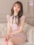 ★予約商品★【4月下旬入荷予定】【XSサイズあり】Airy Bouquet Dress(fm2137)
