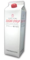 ホワイトノーブル シュガーシロップ (1000ml)