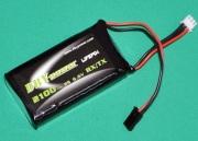 DBY LiFe 6.6V 2100mAh 送・受信機用 Futaba 6K 10J 12K 14SG 16SZ 可