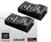 【50%引】FUTABA 2.4G 10ch受信機 R3008SB (T-FHSS AIR) 本体のみ 2個