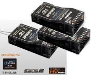 【55%引】FUTABA 2.4G 10ch受信機 R3008SB (T-FHSS AIR) 本体のみ 3個