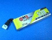 GNB HV 90-160C放電 3.8V530mAh Molex