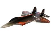 RC-Factory F-22 Raptor (730mm)