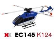 XK K124 BNF マイクロヘリ