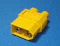 AMASS XT60オス=EC3メス 変換コネクター