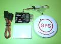 Bigaole 6G-AP 飛行機用 簡易オートパイロット GPS付