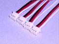 フタバタイプ マイクロコネクター フタバ信号線仕様 AA (4本入り)