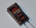 Cooltec 2.4G 8ch受信機 RSF08SB フタバ S-FHSS互換 S.BUS対応 赤紺8