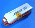 Dualsky 25-50C放電 11.1V1000mAh XP01003ECO 白