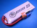 Dualsky 25-50C放電 7.4V1800mAh XP18002ECO 白