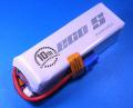 Dualsky 25-50C放電 11.1V2200mAh XP22003ECO 白