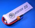 【40%引】Dualsky 25-50C放電 11.1V3200mAh XP32003ECO 白