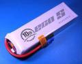 【30%引】Dualsky 25-50C放電 14.8V3200mAh XP32004ECO 白