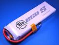 【40%引】Dualsky 25-50C放電 14.8V4000mAh XP40004ECO 白