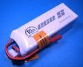 Dualsky 25-50C放電 11.1V800mAh XP08003ECO 白