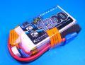 Dualsky 35-70C放電 11.1V1300mAh XP13003EX 青