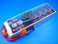 【40%引】Dualsky 35-70C放電 14.8V4000mAh XP40004EX 青