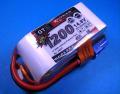 【50%引】Dualsky 45-90C放電 14.8V1200mAh XP12004GT-S 赤