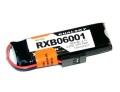 Dualsky 受信機用 リポ 3.7V600mAh RXB06001 白黒