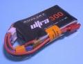Dualsky 50C放電 11.1V300mAh XP03003ULT 黒