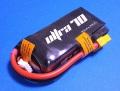 Dualsky 70C放電 11.1V1300mAh XP013003ULT 黒