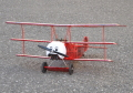【30%】DW Hobby Fokker Dr.1 準完成機