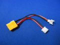 XK-K110 用 バッテリー充電ケーブル(XT60、バランス端子付き)