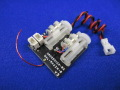 NB 4ch受信機 MXL-RX62H-S V3.0 S-FHSS 2サーボ内蔵 ESC 付