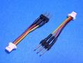 変換ケーブル 標準=JST-SH オス 2個