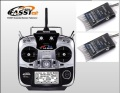 FUTABA 14SGH 2.4G FASSTest FPV用 R3001SBX2個付