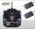 FUTABA 16SZ 2.4G FASSTest FPV用 R3001SBX2個付